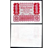 Австрия 1 крона 1922