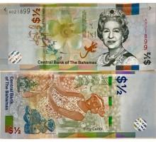 Багамские острова 1/2 доллара 2019