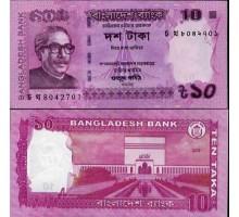 Бангладеш 10 така 2018