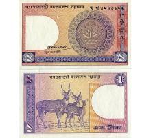 Бангладеш 1 така 1982