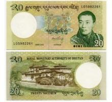 Бутан 20 нгултрум 2013