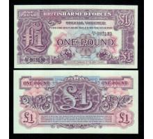Великобритания 1 фунт 1948