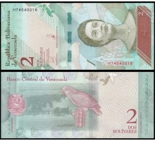 Венесуэла 2 боливара 2018