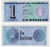 Венесуэла 1 боливар 1989