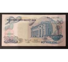 Южный Вьетнам 1000 донг 1971