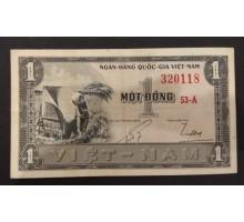 Южный Вьетнам 1 донг 1955