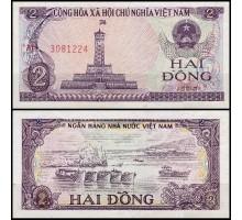 Вьетнам 2 донга 1985