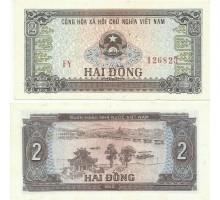 Вьетнам 2 донга 1980