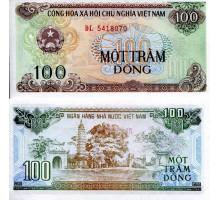 Вьетнам 100 донг 1991