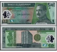 Гватемала 1 кетцаль 2012