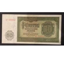 ГДР 50 марок 1948