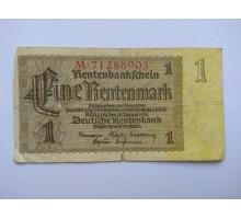 Германия 1 рейхсмарка 1937