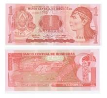 Гондурас 1 лемпира 2014