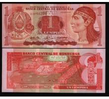 Гондурас 1 лемпира 2004