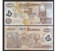 Замбия 500 квача 2011