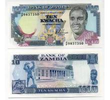 Замбия 10 квач 1989-1991