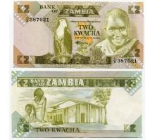 Замбия 2 Квача 1980 - 88