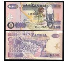 Замбия 100 квач 2010