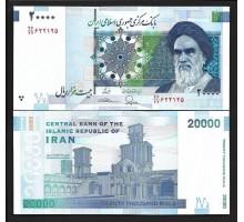 Иран 20000 риалов 2014