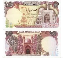 Иран 100 риалов 1982