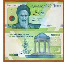 Иран 10000 риалов 2017