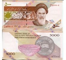 Иран 5000 риалов 2013