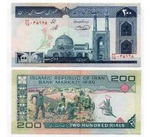Иран 200 Риалов 1982
