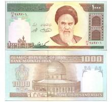 Иран 1000 Риалов 1992-2011