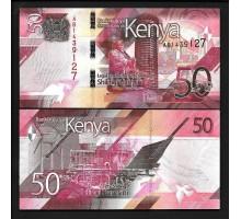 Кения 50 шиллингов 2019
