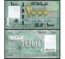 Ливан 1000 ливров 2011