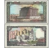 Ливан 50 ливров 1988
