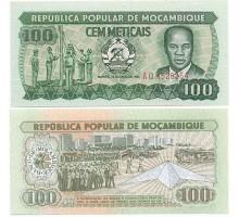 Мозамбик 100 метикал 1983
