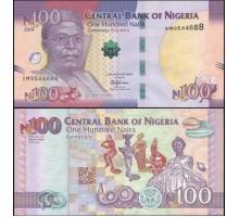 Нигерия 100 найра 2014 юбилейная