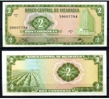 Никарагуа 2 кордоба 1972