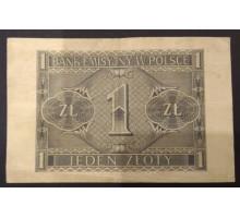 Польша 1 злотый 1941