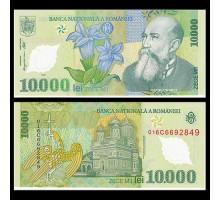 Румыния 10000 лей 2000 полимер