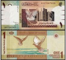 Судан 1 фунт 2006