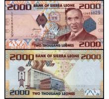 Сьерра-Леоне 2000 леоне 2010