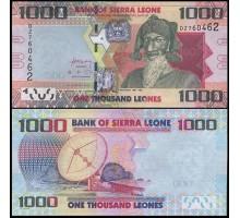 Сьерра-Леоне 1000 леоне 2013