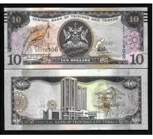 Тринидад и Тобаго 10 долларов 2006