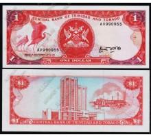 Тринидад и Тобаго 1 доллар 2006