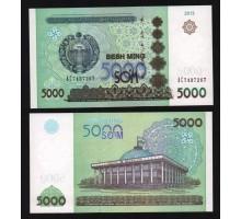 Узбекистан 5000 сум 2013