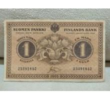 Финляндия 1 марка 1916