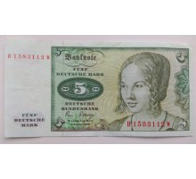 ФРГ 5 марок 1980