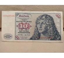 ФРГ 10 марок 1970