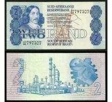 ЮАР 2 ранда 1981