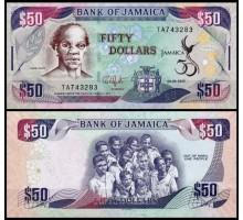 Ямайка 50 долларов 2012