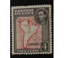 Британская Гвиана (4836)