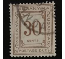 Кения Уганда Танганьика (4889)
