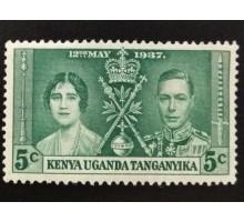 Кения Уганда Танганьика (4890)